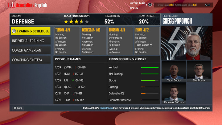 Here are the best teams to rebuild in NBA 2K22's MyLeague, MyGM and MyNBA modes on Current Gen and Next Gen.